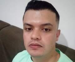 Henry roa arboleda, hombre, separado, Ribeirão Preto, São Paulo, Brasil