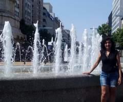 Teresita Fraga, mujer, divorciada, Zaragoza, Aragón, España