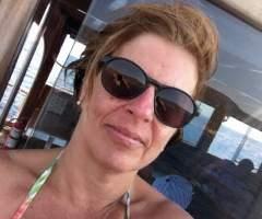 Lorena, mujer, viuda, Las Palmas de Gran Canaria, Canarias, España