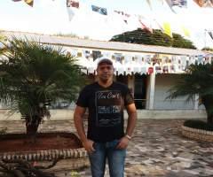 Angel, hombre, separado, Aparecida, São Paulo, Brasil