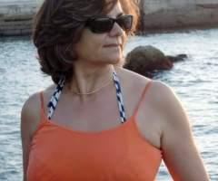 Ana, mujer, divorciada, Lorca, Murcia, España